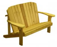Buddy Bench 32`` Seat Width - Cute, cozy childrens bench