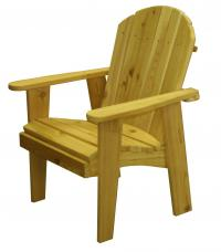 Garden Chair 20`` Seat Width - This chair is very easy to get in and out of.