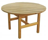 Garden 46`` Round Table - Will accommodate four Garden Chairs