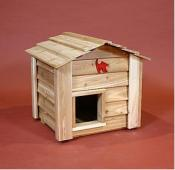 Click to enlarge image Dog House, small -